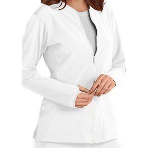 Women's zipper front jaket